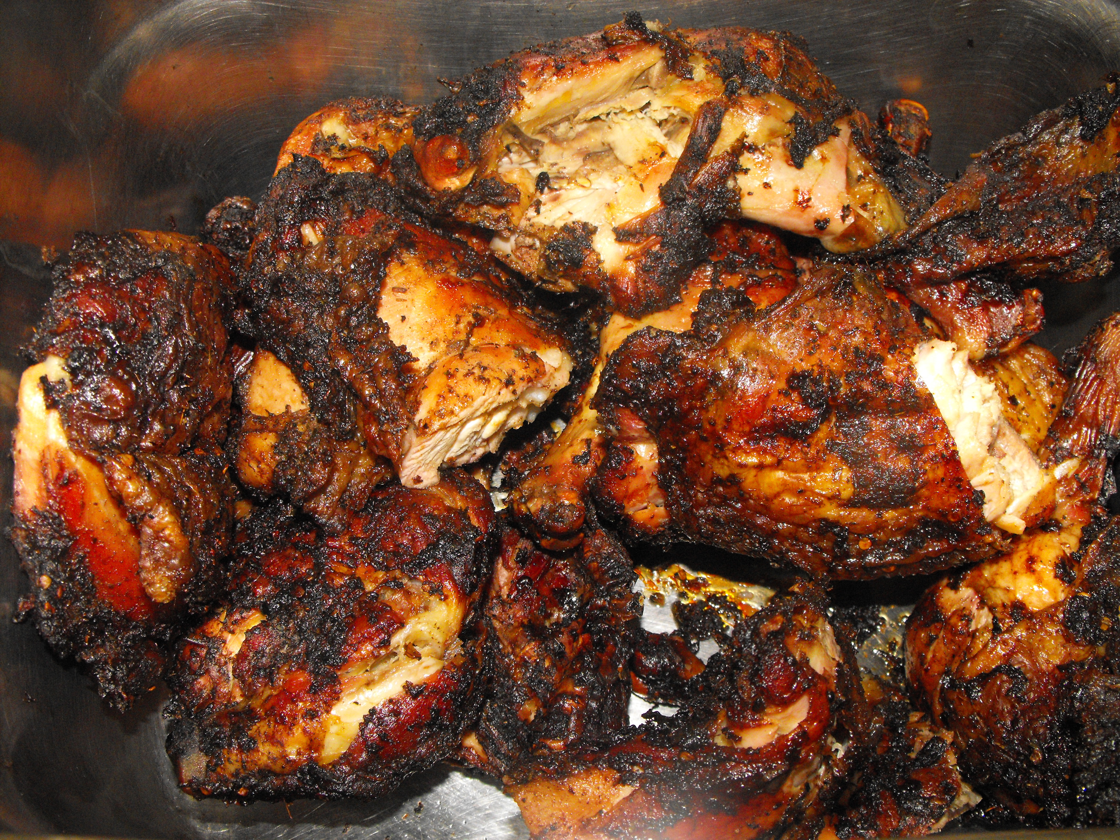 Jerk Chicken | Caribbean Sunshine Bakery